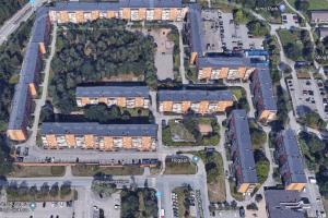 Brf Kantarellen - google maps